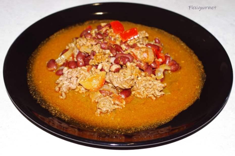 Recette facile de chili con carne