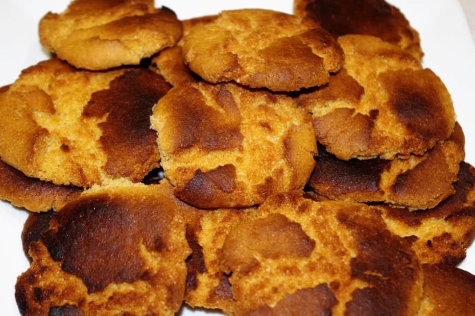 Recette de biscuits craquelés aux épices