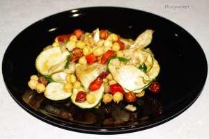 Recettes de salades composées
