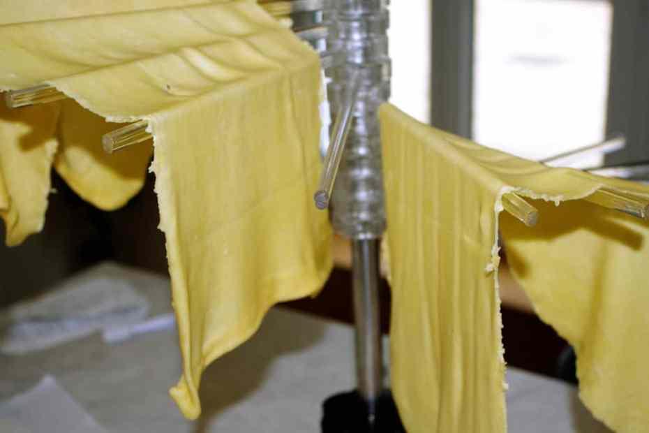Recette lasagnes maison