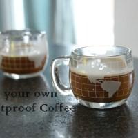 5 minute guide to DIY bulletproof coffee