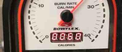bowflex max interval workout