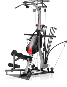 the bowflex home gym