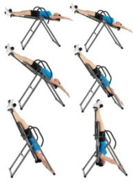 inversion table angles