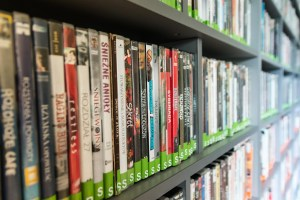 ditch the dvd clutter