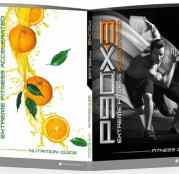 the p90x3 fitness and nutrition guides