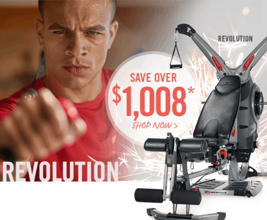 find the best deal on the bowflex revolution