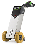 Movexx T1000-CleanRoom push/pull tugger