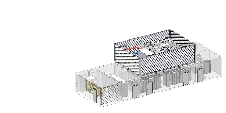 Flex Modular Data Center