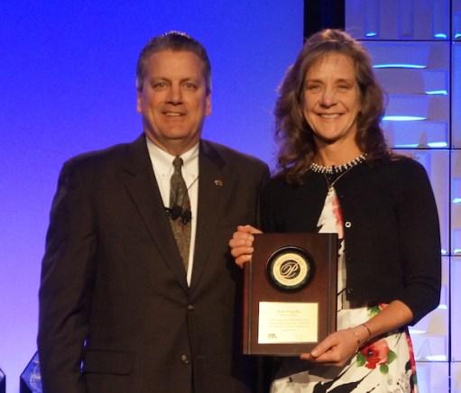 Jean Engelke 2017 FTA President's Award