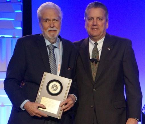 Luis Novaro 2017 FTA President's Award