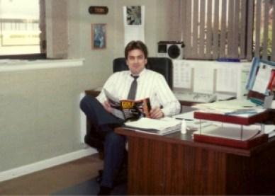 Mark Cisternino FTA Hall of Fame 1990s