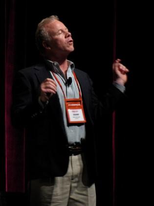 Mark Samworth FTA Hall of Fame speaking