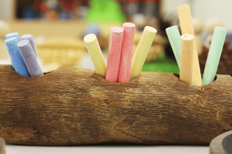 Change To Eco-Friendly Chalk by Eco Chalk at Flexspace