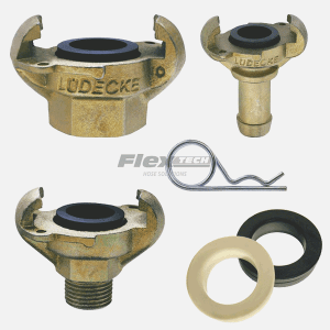 Safeloc - Air Pressure Fittings