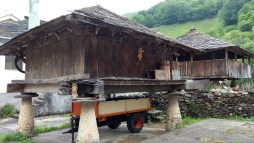 Asturian grain stores