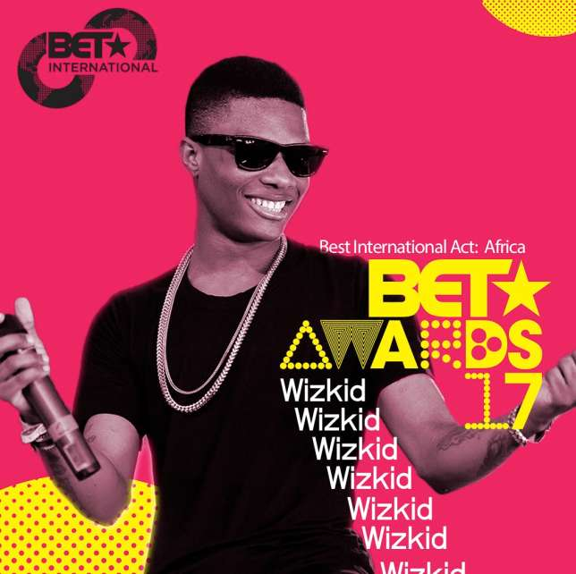 Image result for Wizkid BET bet 2019: see how davido and wizkid reacted to burnaboy's big award win BET 2019: SEE HOW DAVIDO AND WIZKID REACTED TO BURNABOY'S BIG AWARD WIN Wizkid wins 2017 BET Awards Best International Act