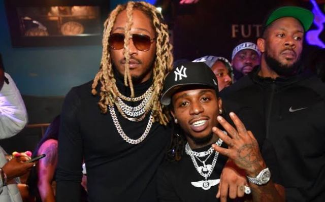 Jacquees - Not Jus Anybody ft. Future