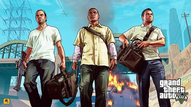 Enhanced version of GTA 5 pushed into March 2022