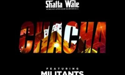 Shatta Wale ft Militants Chacha Mp3 Download
