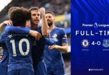 Download Chelsea vs Everton 4-0 Highlights Video