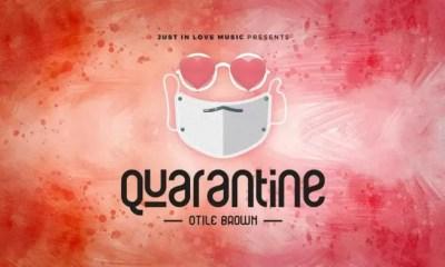 Otile Brown Quarantine Mp3 Download