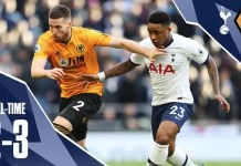 Video Tottenham vs Wolves 2-3 Highlights Download