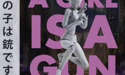 BIGBABYGUCCI A Girl Is A Gun Album Zip Download