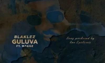 Blaklez Ft Maggz Guluva Mp3 Download