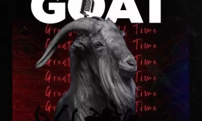 Magnito Goat Mp3 Download Ft DJ Kenny Ice Prince Karl Williams