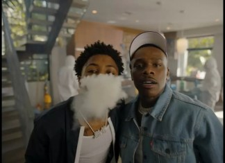VIDEO DaBaby Jump Ft NBA Youngboy Mp4 Download