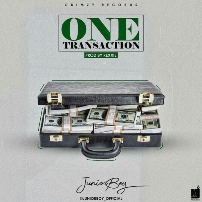 Junior boy one transaction lyrics