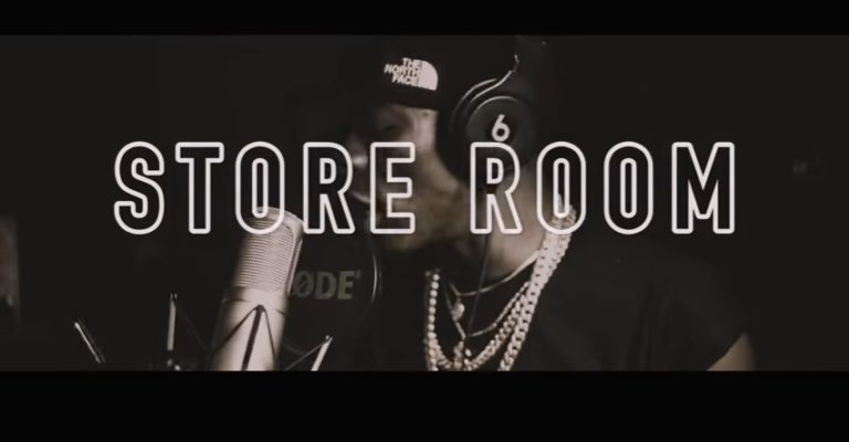 Shatta wale store room video