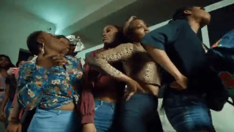Olamide Waka Jeje video