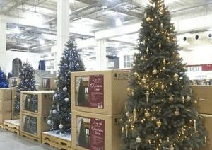 クリスマスツリー コストコ 北欧