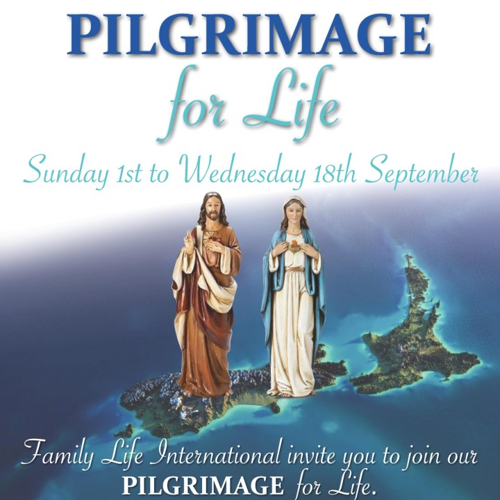 Pilgrimage for Life