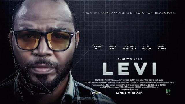 Levi movie poster