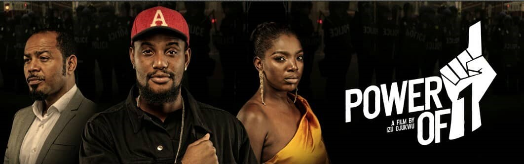 Ramsey Nouah, Alexx Ekubo and Annie Idibia in Power of 1