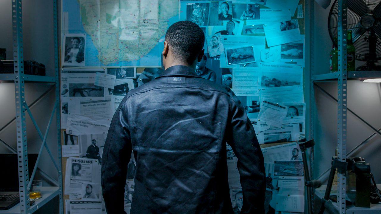 Netflix original series Shadow