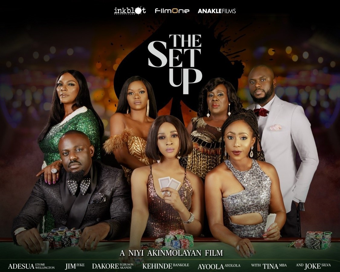 Niyi Akinmolayan's The Set Up