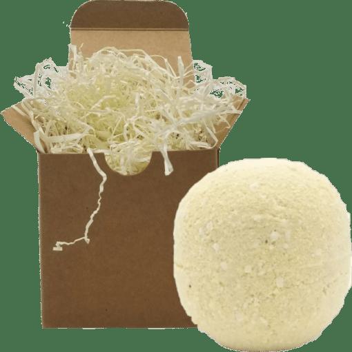Jasmine Bath Bomb with Box