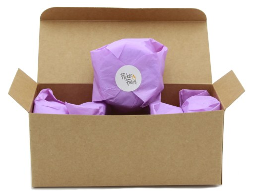 Relax shower bomb refill pack