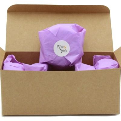 Relax shower bomb refill pack
