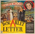 Scarlet Letter Poster