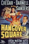 hangover_square-1945 poster