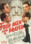 Four-Men-and-a-Prayer Poster