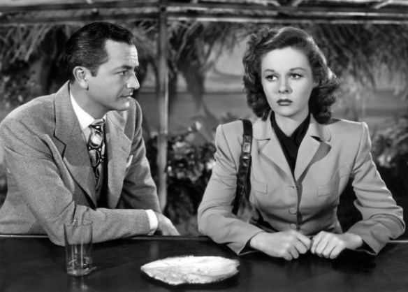 Susan Hayward, Robert Young Directed by Irving Pichel