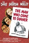 man who came to dinner poster