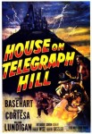 house on telegraph hill poster