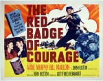 red badge of courage poster